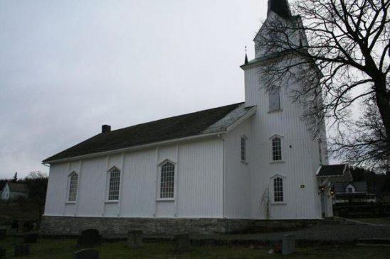 Helgoya Kirke