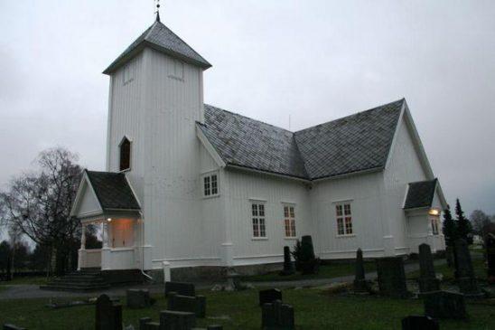 Ottestad Kirke