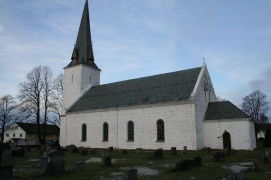 Stavsjo Kirke