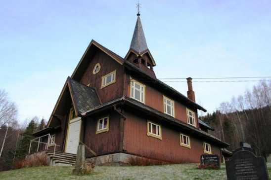 Strandlykkja Kirke