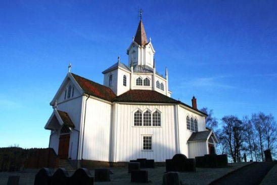 Tangen Kirke