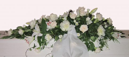 Hvite Liljer Nellik
